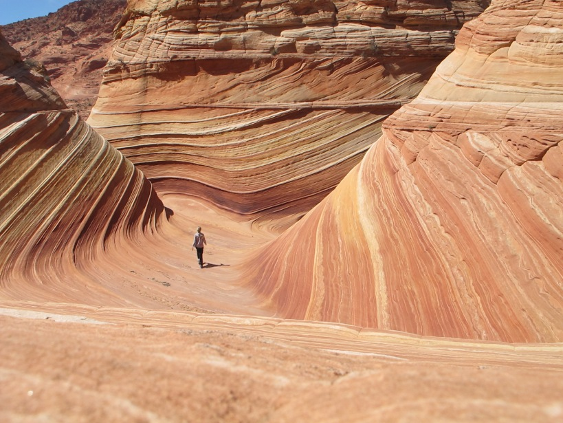 """The Wave"" Coyote Buttes, Utah"