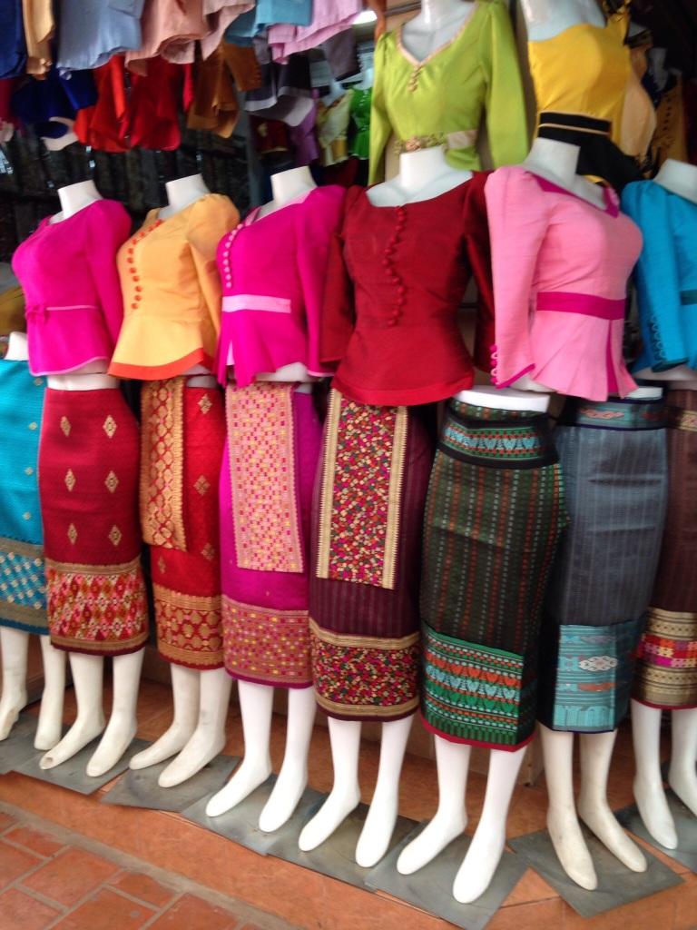 Laos fashion