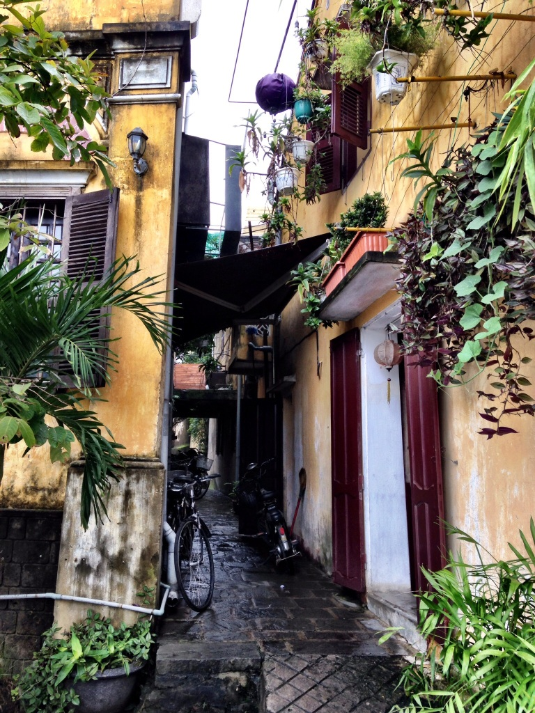 Did I mention Hoi An is beautiful even in the rain?