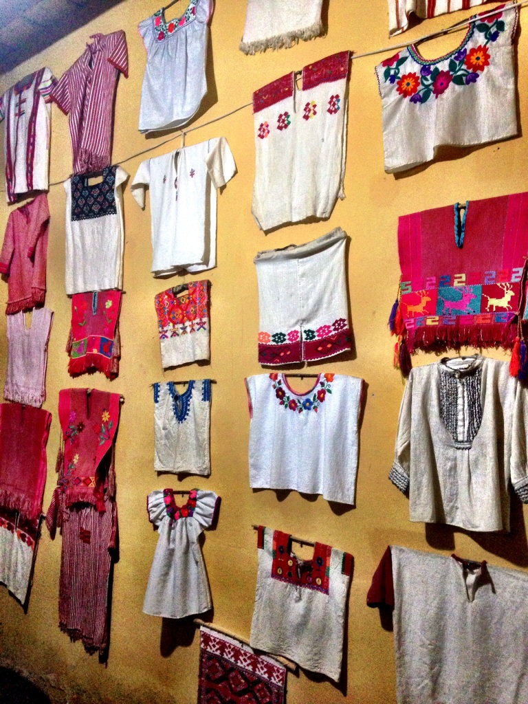 Indigenous clothing of children